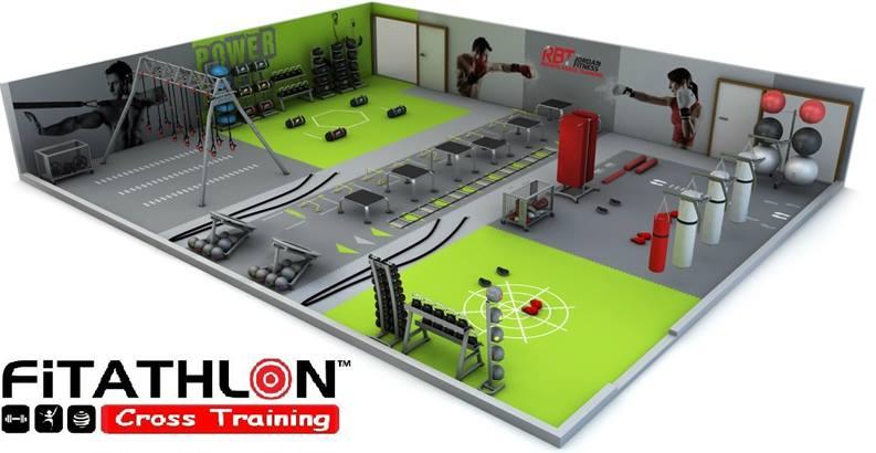 Ένας μήνας συνδρομή στο πρόγραμμα FiTathlon Cross Training, του γυμναστηρίου Arena OAKA Stadium
