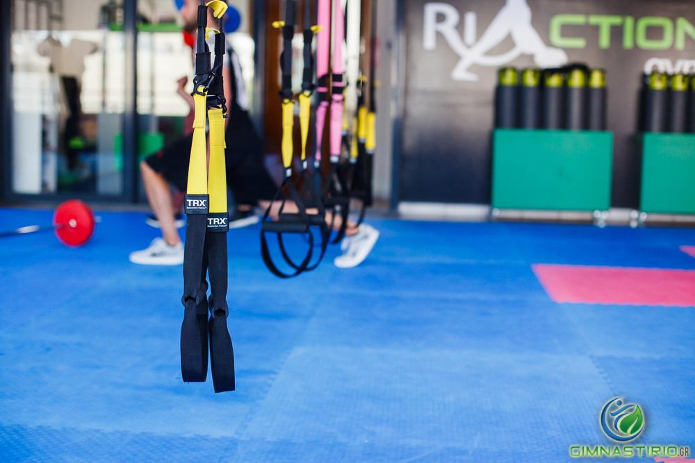 26€ για έναν (1) μήνα συνδρομή TRX στο Riaction Gym στην Καλλιθέα. Οι συνεδρίες θα γίνονται τρεις (3) φορές την εβδομάδα!! Αρχικής αξίας 40€ - Έκπτωση 35%