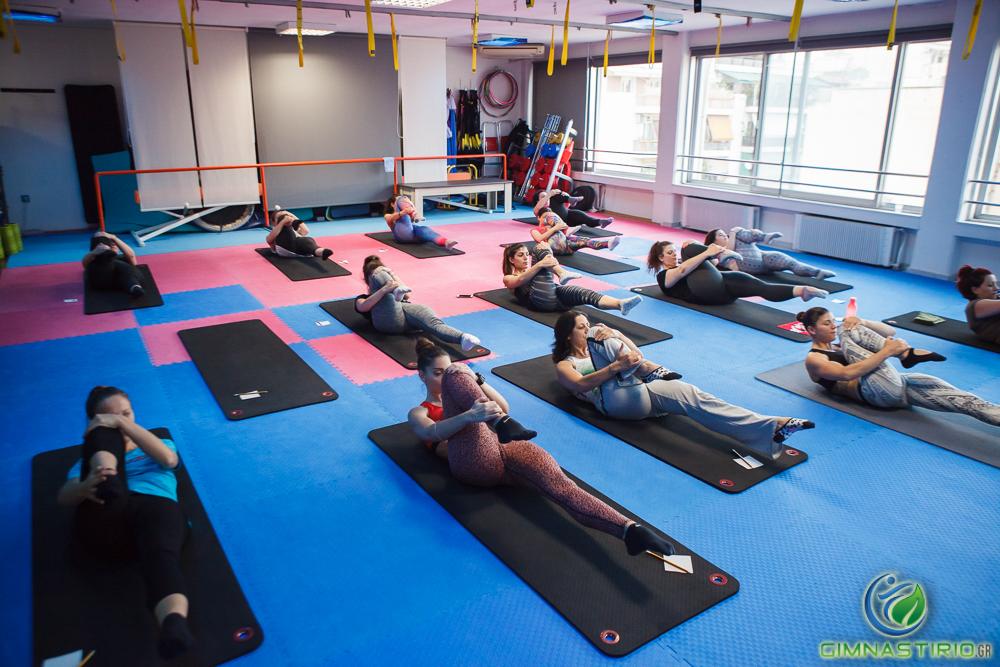 23€ για έναν (1) μήνα συνδρομή Pilates στο Riaction Gym στην Καλλιθέα. Οι συνεδρίες θα γίνονται τρεις (3) φορές την εβδομάδα!! Αρχικής αξίας 35€ - Έκπτωση 35%