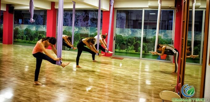29€ για έναν (1) μήνα συνδρομή Aerial Yoga στη σχολή Dance Art στη Δάφνη. Τα μαθήματα θα γίνονται δύο (2) φορές την εβδομάδα!! Αρχικής αξίας 60€ - Έκπτωση 52%