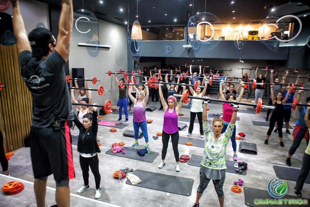 Ένας (1) μήνας συνδρομή & τέσσερα (4) μαθήματα Aerial Yoga - Pilate στο The Concept Terminal Gym.