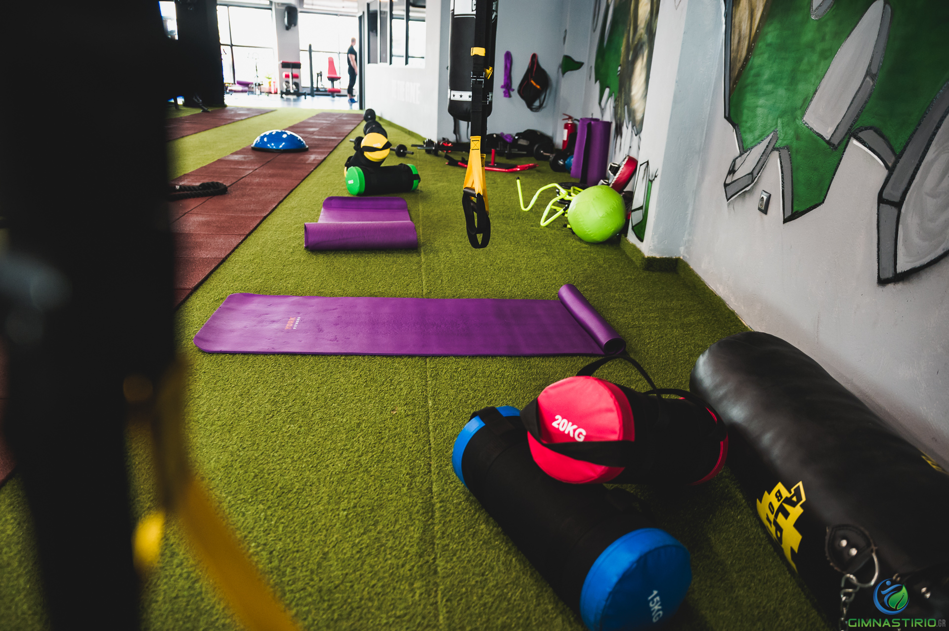39€ για δώδεκα (12) συνεδρίες Functional Training σε Group έως 6 άτομα στο νεοσύστατο Personal Studio Be the one Number1 στην Ηλιούπολη! Αρχικής αξίας 80€ - Έκπτωση 51%