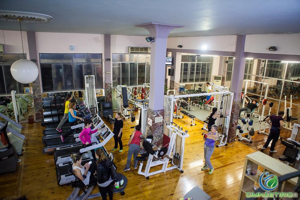 Τρείς μήνες συνδρομή για χρήση οργάνων στο γυμναστήριο TOP FIT στον Πειραιά.